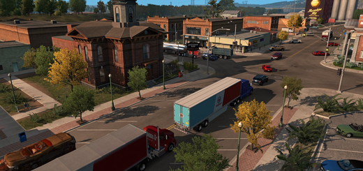 MAN TRUCKS 1.35.X for ATS