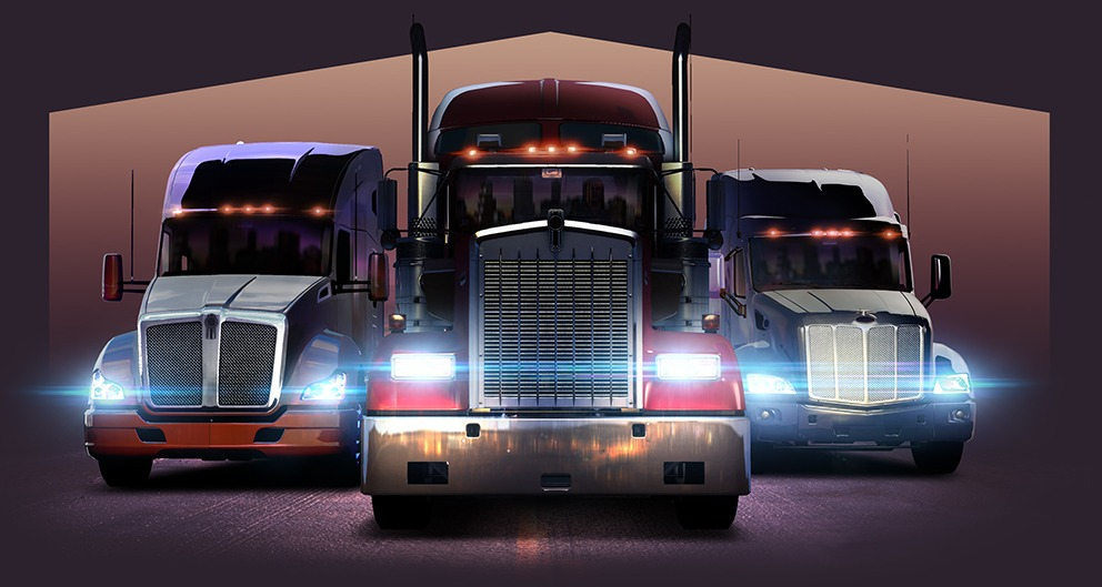 About American Truck Simulator Game (1)