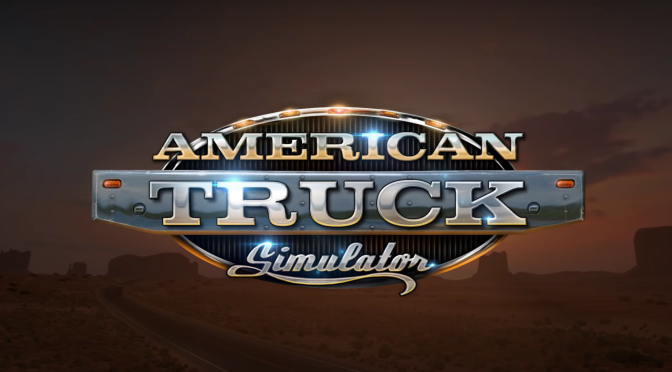 American Truck Simulator Trailer for Gamescom 2015 event!