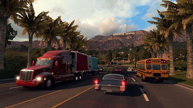 Download ATS | American Truck Simulator Game