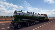 Longer trailers in American Truck Simulator (2)