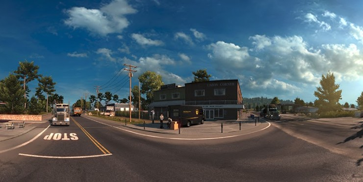 Many Projects, One Goal  American Truck Simulator (2)