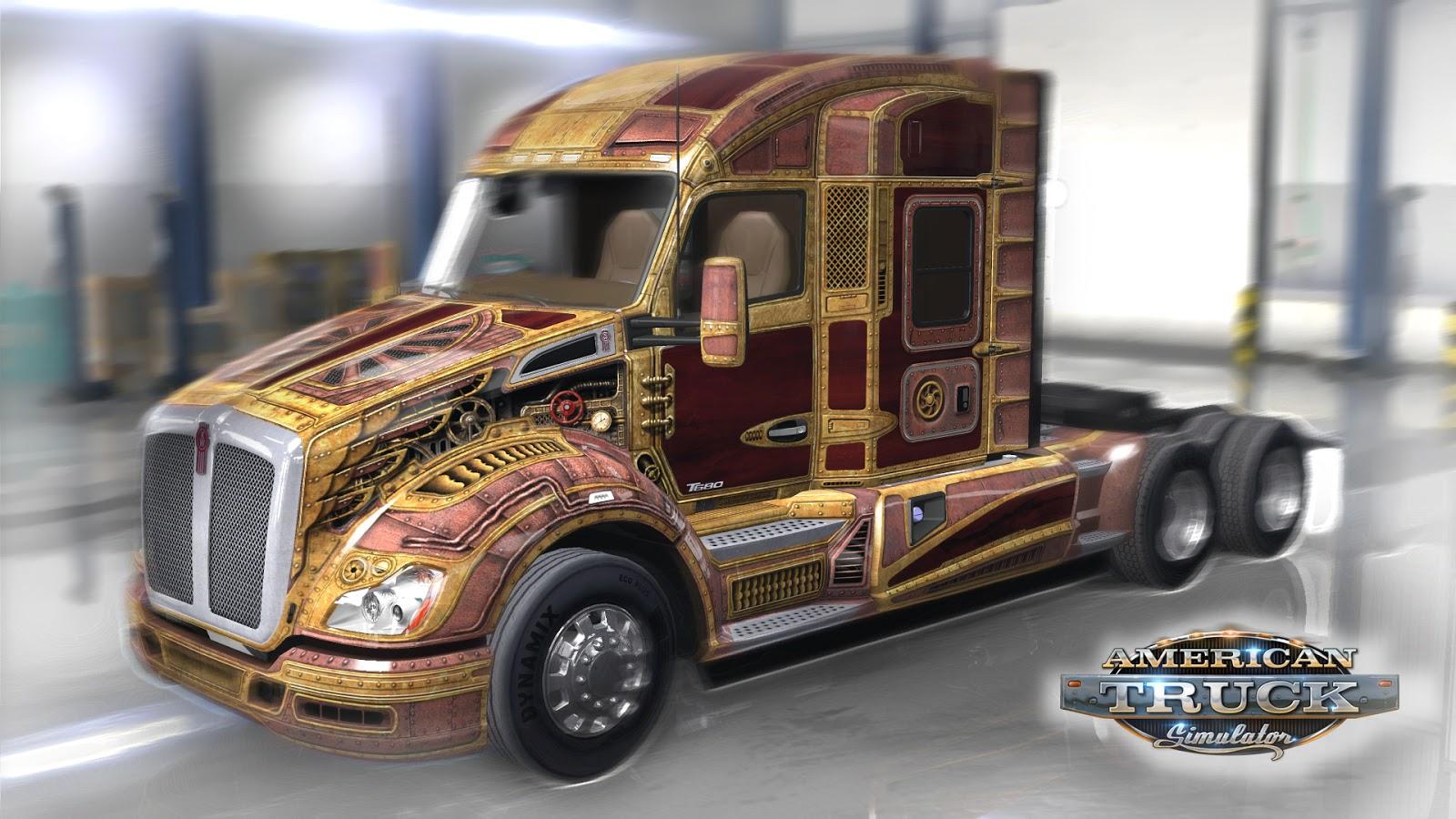 American Truck Simulator Bonus Mods (2)