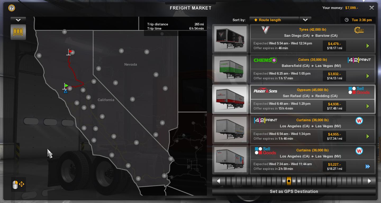 American Truck Simulator Map DLC Clarifications Best ATS mods (2)