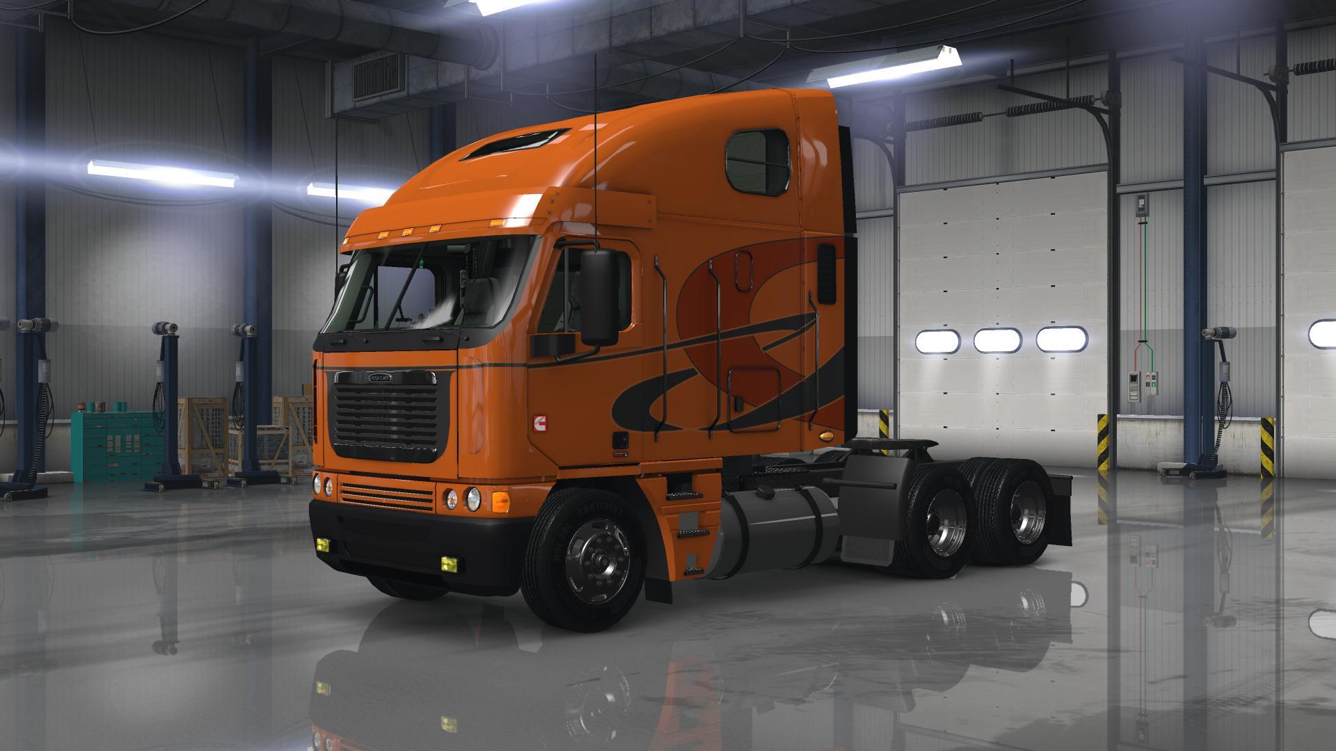Freightliner argosy v3 0 0 9 1 3 ats ats mod american truck
