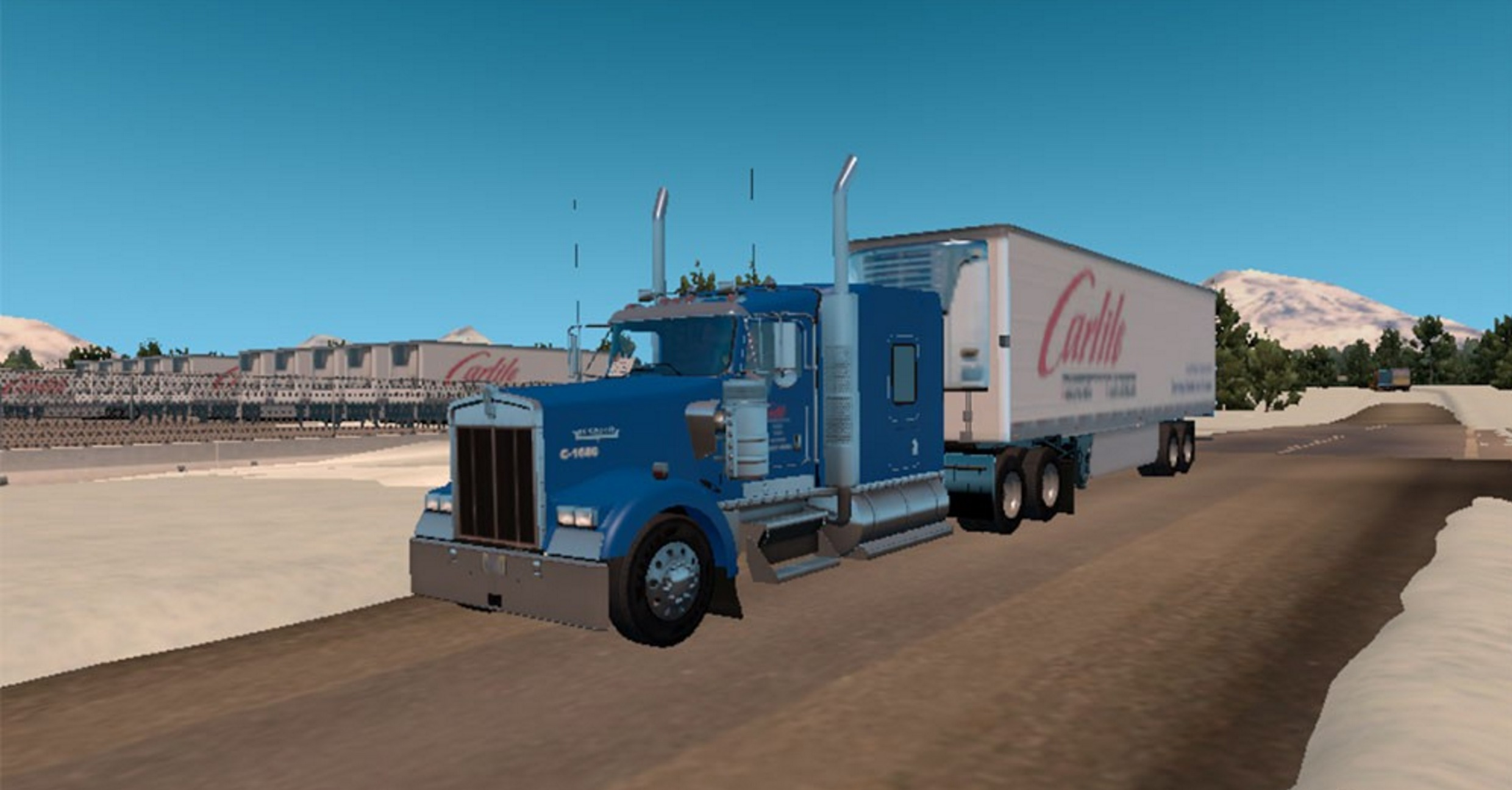 Ice Road Truckers Package for Mod Ice