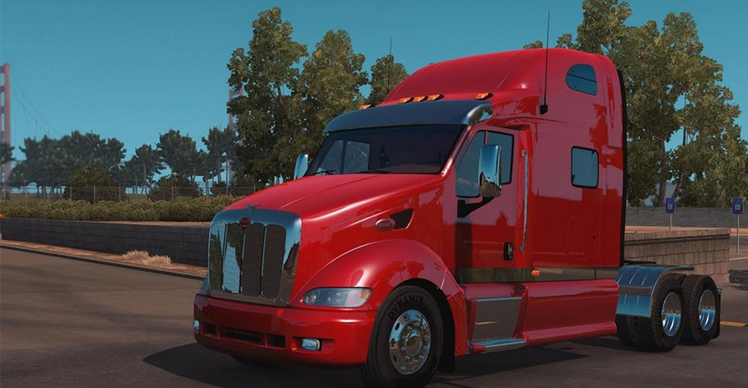Peterbilt 387 Truck