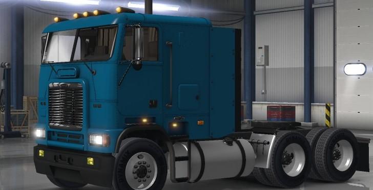 Truck Pack v1 5 Mod - ATS mod / American Truck Simulator mod