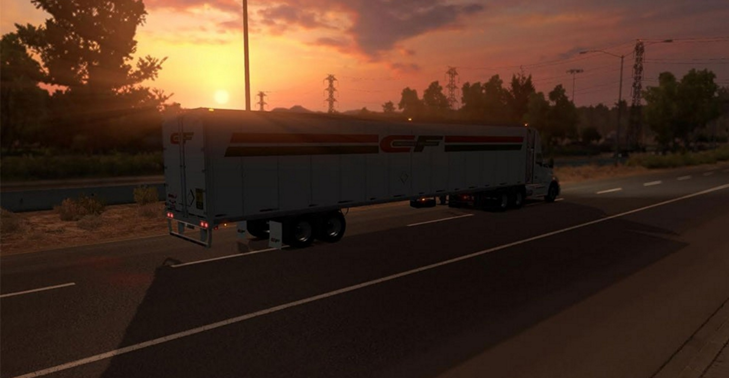 wabash duraplate dryvan for ats   american truck