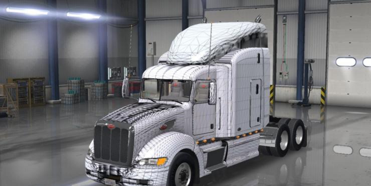 template for peterbilt 386 for ats ats mod american truck