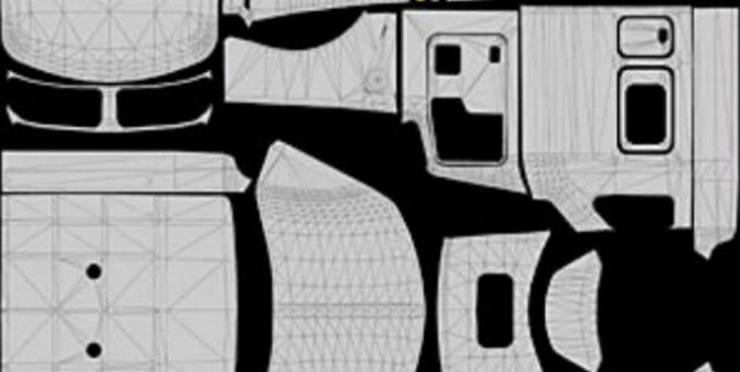 truck paint job templates ats ats mod american truck simulator mod