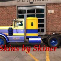 Kenworth 521 Oakley Custom Mod ATS - ATS mod / American Truck