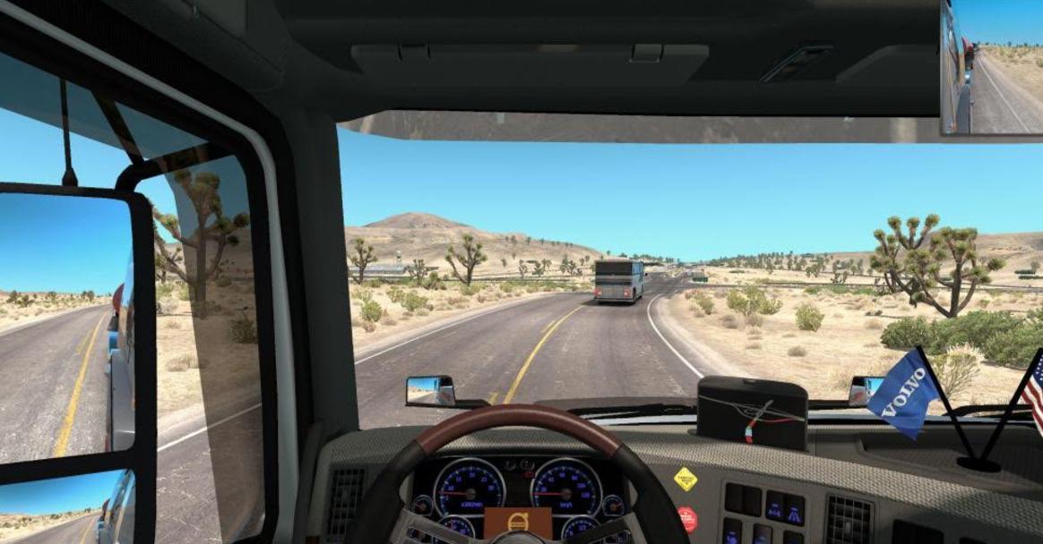 Volvo VNL670 Dashboard Mod - ATS mod / American Truck ...