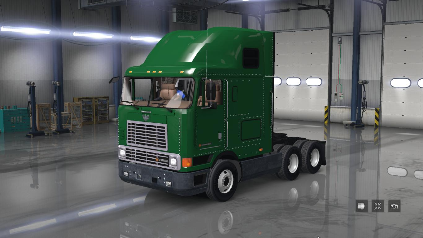 INTERNATIONAL 9800I CABOVER FOR V1.5 Truck