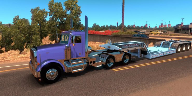 BWS SPECIALIZED NUCLEAR WASTE TRANSPORT ATS - ATS mod