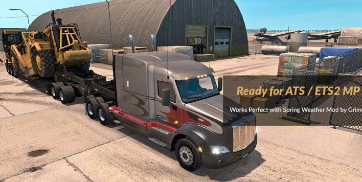 Dolphin Emulator - ATS mods / American Truck Simulator mods