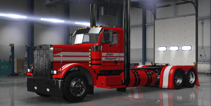 Day Cab Ats Mods American Truck Simulator Mods