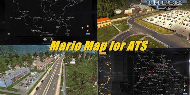 South America | ATS Mods / American Truck Simulator Mods