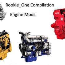 Engine Compilation v2 0 ATS - ATS mod / American Truck Simulator mod
