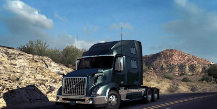 SCS - ATS mods / American Truck Simulator mods
