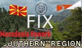MACEDONIA REWORK V1 1 FOR PROMODS V2 41 + SR FIX 1 35 X Map